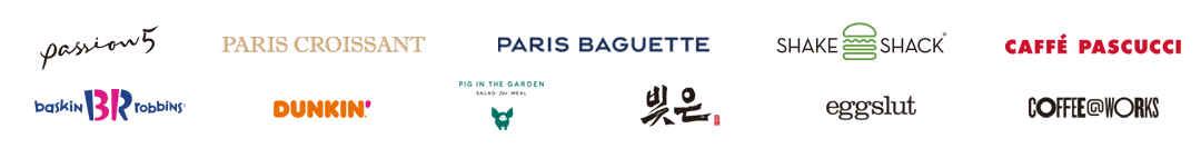 SPC 쿠킹랩 삼립  파리크라상 파리바게트 패션5